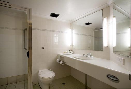 首府行政公寓酒店 - 堪培拉 - 浴室