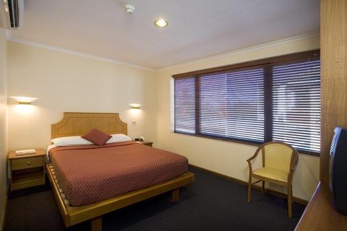 首府行政公寓酒店 - 堪培拉 - 睡房