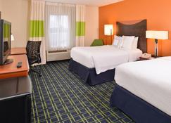 海湾港比洛克西费尔菲尔德套房酒店 - 格尔夫波特 - 睡房