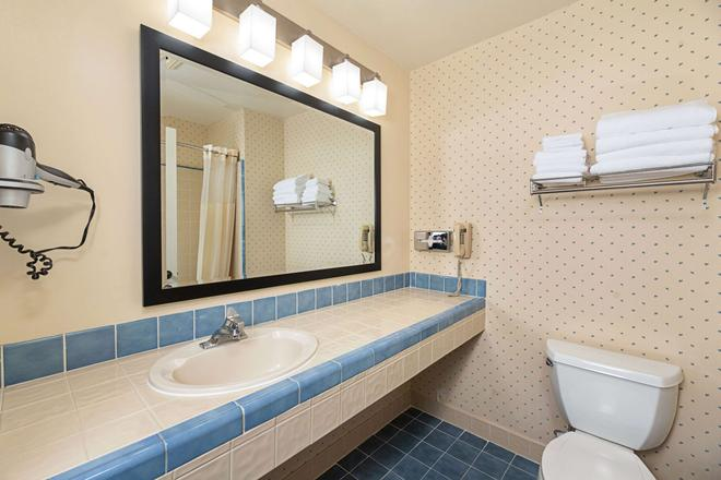 凯瑞华晟酒店-硅谷 - 圣何塞 - 浴室