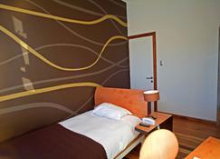 苏尔拉提涂德33º酒店 - 瓦尔帕莱索 - 睡房