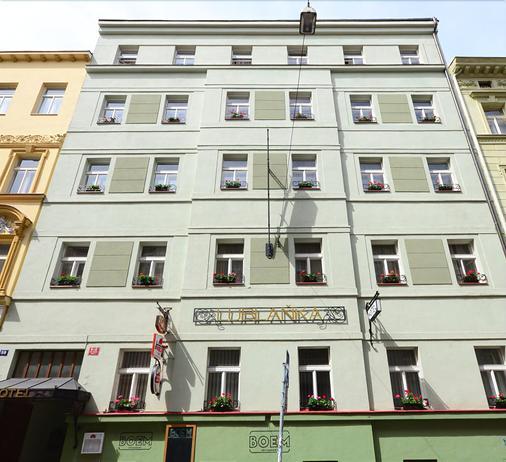 卢比兰卡公寓酒店 - 布拉格 - 建筑