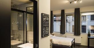 鲁汶门户一室公寓 - 鲁汶 - 睡房