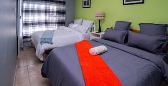 安涅克斯 5 号 SPA 旅馆 - 开普敦 - 睡房