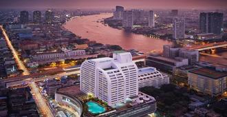 是隆中央酒店 - 曼谷 - 户外景观