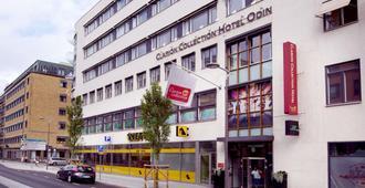 克拉利奥奥丁连锁酒店 - 哥德堡 - 建筑