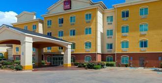 阿比林大学康福特套房酒店 - 阿比林