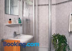库哈斯可切酒店及餐厅 - 德累斯顿 - 浴室