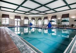 麦迪逊康福特套房酒店 - 麦迪逊 - 游泳池