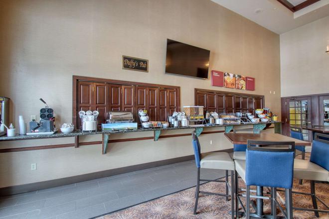 麦迪逊康福特套房酒店 - 麦迪逊 - 自助餐