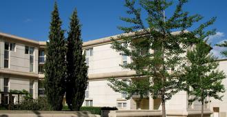 馨乐庭佩里尔峰昂迪格纳酒店 - 蒙彼利埃 - 户外景观