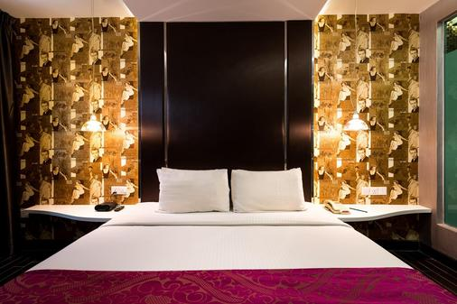精品之家酒店 - 吉隆坡 - 睡房