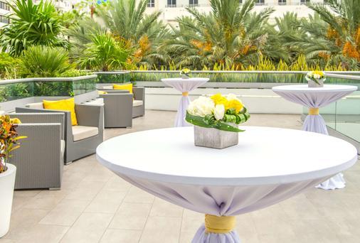 迈阿密南海滩凯悦中心酒店 - 迈阿密海滩 - 宴会厅
