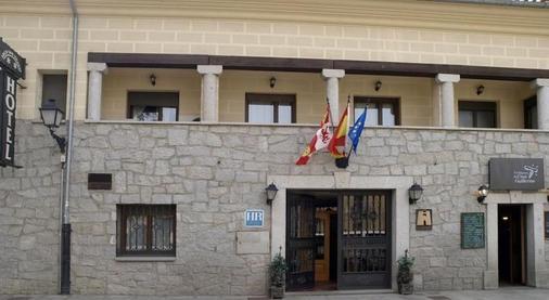 圣文森特雅客酒店 - 阿维拉 - 建筑