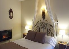 圣文森特雅客酒店 - 阿维拉 - 睡房
