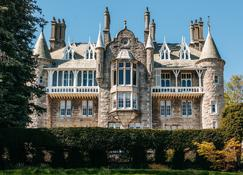 瑞安法城堡酒店 - 梅奈布里奇 - 建筑