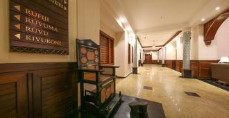 达累斯萨拉姆希雷那酒店 - 达累斯萨拉姆 - 门厅