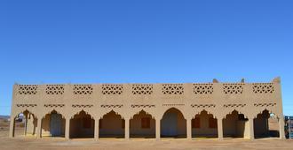 坎利亚沙漠民宿 - 梅尔祖卡 - 建筑
