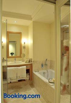 拉勒别墅酒店 - 巴约 - 浴室