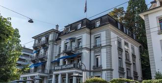 拉克博赛乔酒店 - 卢塞恩 - 建筑
