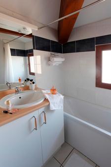 阿多尼斯卡尔卡松公寓式酒店 - 卡尔卡松 - 浴室