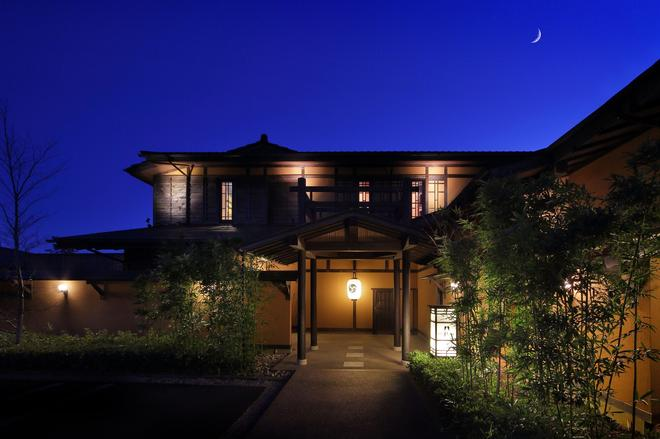 内山御宿酒店 - 伊东市 - 建筑