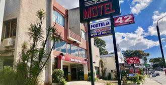 马可波罗汽车旅馆 - 悉尼 - 建筑