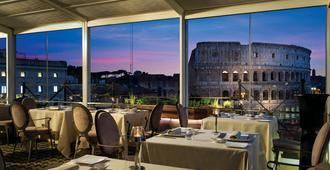 曼菲蒂宫酒店-瑞雷斯与城堡 - 罗马 - 餐馆