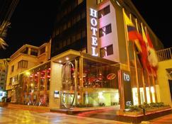 安卡拉酒店 - 比尼亚德尔马 - 建筑