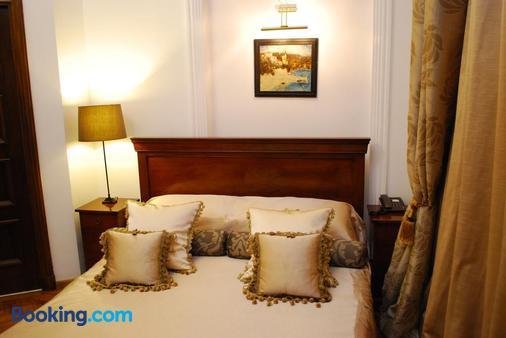 斯卡拉精品酒店 - 布加勒斯特 - 睡房