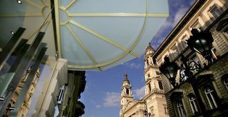 贝斯里卡中心酒店 - 布达佩斯 - 户外景观