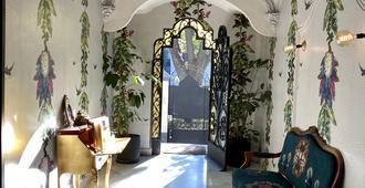 帕格西尔爱伦坡酒店 - 墨西哥城 - 大厅