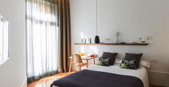 卡萨马蒂尔达酒店 - 巴塞罗那 - 睡房