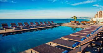 温莎欧西阿尼克酒店 - 里约热内卢 - 游泳池