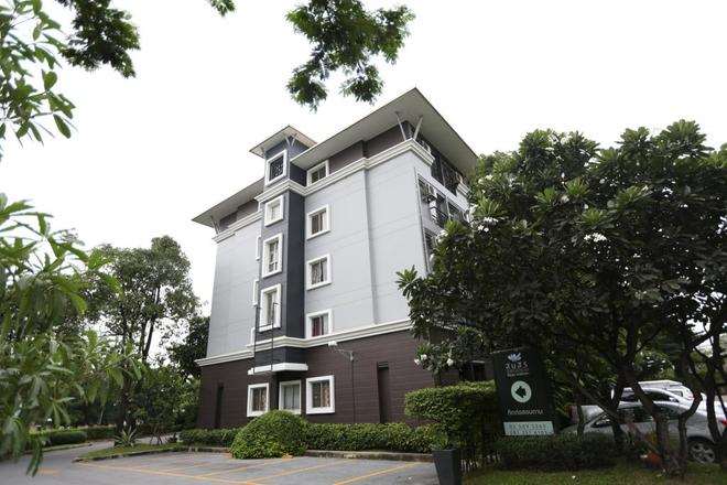 茜茜里度假酒店 - 曼谷 - 建筑