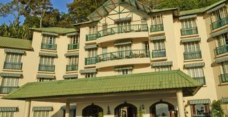 靜山度假村馬辛德拉俱樂部飯店 - 蒙纳 - 建筑