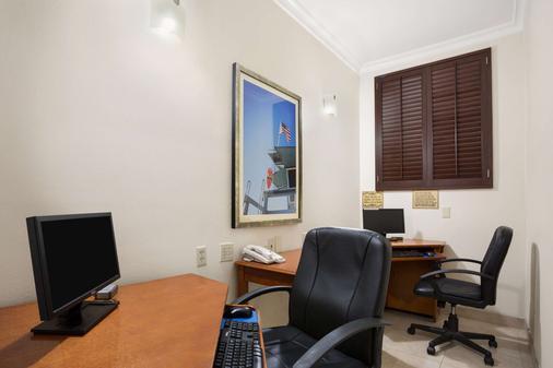 圣塔莫尼卡旅游宾馆 - 圣莫尼卡 - 商务中心
