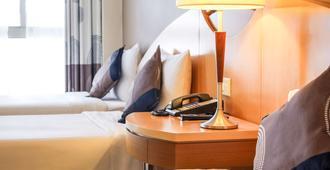 诺富特圣保罗雅拉瓜酒店 - 圣保罗 - 睡房