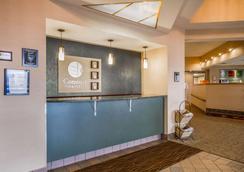 凯富麦迪逊套房酒店 - 机场 - 麦迪逊 - 大厅