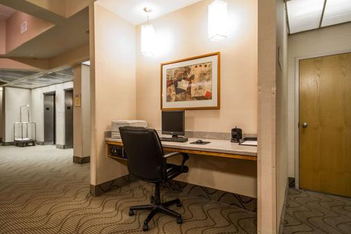 凯富麦迪逊套房酒店 - 机场 - 麦迪逊 - 商务中心