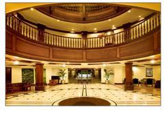海滩路港威酒店 - 維沙卡帕特南 - 大厅