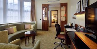 布莱梅万豪度假酒店 - 不莱梅 - 客厅