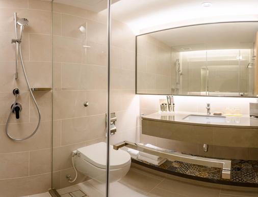 槟城今旅酒店 - 乔治敦 - 浴室
