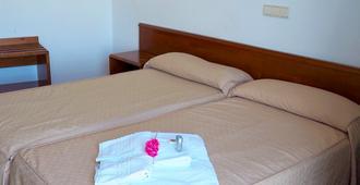 渡水槽酒店 - 塞哥维亚 - 睡房