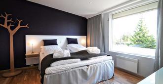 福森纳森酒店 - 贝斯特韦斯特辛尼雀精选系列 - 奥斯陆 - 睡房