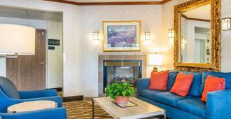 北科罗拉多斯普林斯康福特茵酒店 - 科罗拉多斯普林斯 - 客厅