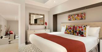 克拉丽奥魁北克酒店 - 魁北克市 - 睡房
