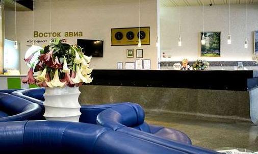 萨鲁特酒店 - 基辅 - 柜台