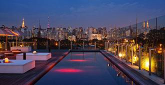 至尊酒店 - 圣保罗 - 游泳池