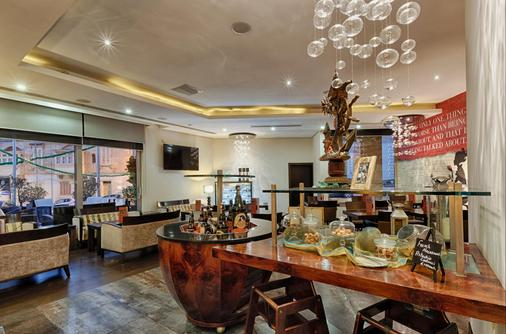 艾克斯宫廷酒店 - 斯利马 - 自助餐